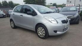 TOYOTA YARIS 1.0 VVTi ION 5 DOOR 2007 / 58K MILES / 12 MONTH MOT / 2 KEEPERS / HPI CLEAR