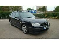 2006 Saab 93 1.9 TD Estate Towbar. Full service history Runs excellent.