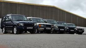 LAND ROVER DISCOVERY CHOICE OF OVER 4 AVAILABLE VARIOUS COLOURS FROM £1995 (blue) 2002