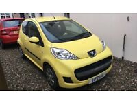 2011 Peugeot 107 - low mileage and full years MOT