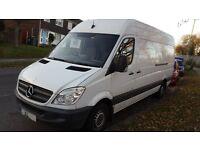 Mercedes Sprinter 313 Long Base Panel Van