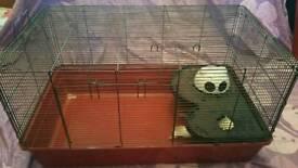 Alaska large hamster cage x2