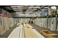 doors any size for a factory price , plywood 18mm and insulation 100mm 50mm 75mm