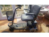 Sterling Topaz Mobility Scooter