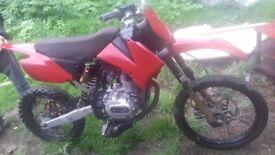 Pitbike 125