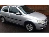 VAUXHALL CORSA DIESEL MOT TILL AUGUST EXCELLENT CONDITION DRIVES REALLY WELL