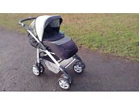 Silver Cross Linear 3D Travel system - Pram, stroller, carseat! URGENT