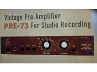 Golden Age Pre-73 Vintage Pre Amp.