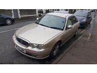 Rover 75 1.8T Manual Cardiff 5 doors very good condition