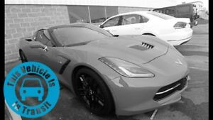 2015 Chevrolet Corvette Stingray Z51 3LT|Nav w/PDR|Mag Ride|Carb