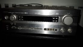 Yamaha amp.v.good condition.collection only waterbeach £100