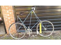 3 x cycles.......swap for.......motorbike