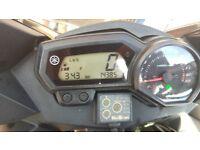 Yamaha Diversion XJ6