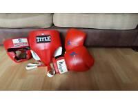 Boxing/martial arts