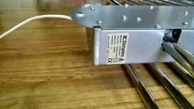 Dimplex electric radiator towel rail