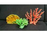 Artificial corals