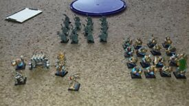 Warhammer Fantasy/ Age of Sigmar Dwarf/Dispossessed Army