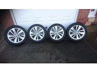 Vauxhall Insignia Alloy wheels