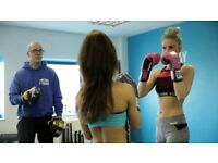 Mobile Personal Trainer Boxing Fitness (ST Albans Harpenden)