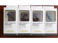 WHOLESALE JOBLOT 10 pcs Mini Wireless Bluetooth 4.1 Stereo Headset Earphone Earbud Earpiece