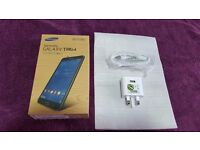 Samsung Galaxy Tab 4 (8GB) New Battery & New Lead+Plug & Protection Cover