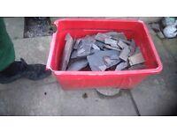 Box of slate