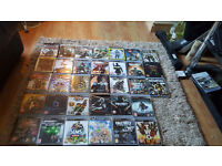 Various PS3 Games - Prices Ranging Between £1 - £8