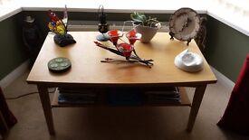 Corner Display Unit & Coffee Table