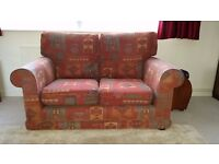 Free Sofa ( IKEA) 2 seat. To be collected.