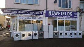 NEW & REFURBISHED - FRIDGE FREEZERS - WASHING MACHINES - COOKERS - DRYERS - DISHWASHERS - APPLIANCES