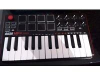 AKAI MPK MINI 2 compact midi Keyboard