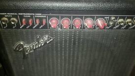 Fender jam 75 watt solid state amp