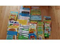 Kids books p1-p3