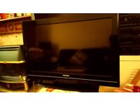 ** Toshiba 32 LCD TV HD Ready with Freeview **