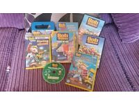 8 Bob the Builder dvds