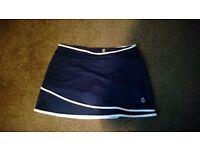 Tennis skirt Kswiss size 18