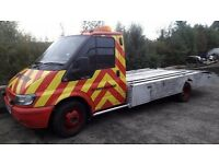 Ford T350 Recovery Van