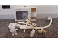 Mamas and Papas Zeddy and Parsnip Cot Mobile