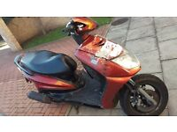 125cc for parts or fix up