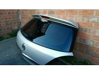 Vauxhall astra boot with spoiler