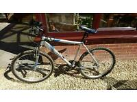 18 gear mountain bike