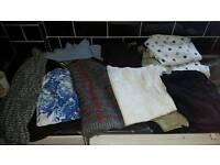 Bundle of womans clothes