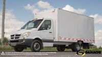 2008 Mercedes-Benz 16'DRY BOX SPRINTER