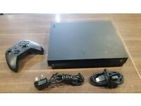 Xbox One X 1TB Console For Sale - Unboxed & Collection Only.