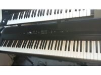 Korg SP-280 88 Key Natural Weighted Hammer Action Digital Piano