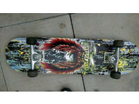 Dyno boards complete Custom Pro Skateboard + spare whells and bushings