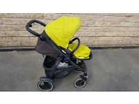 Graco Evo lime green Pushchair