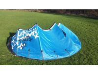 12m North Rebel 08 kite