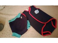 Splashabout Happy nappy and baby wrap