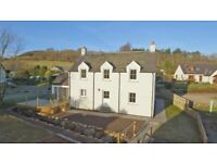 Brand New Three Bedroom Detached House in Rural Perthshire Village